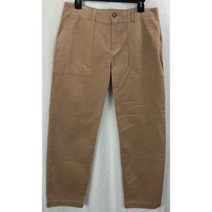 Joie Textured Painter Chino cropped Pants 6519